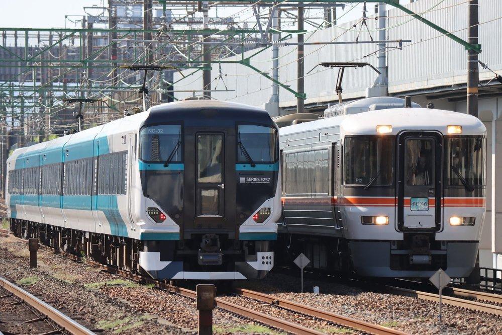 E257系の踊り子号が静岡まで運転しましたが、なんのためにしたのでしょうか? マニアからはムー...