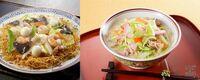 皿うどんとちゃんぽんとだったら 貴方はどちらの長崎名物が好きですか?