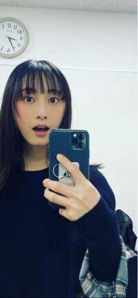 松井玲奈さんがスマホに付けてるスマホリングの ブランドってわかる方いますか?