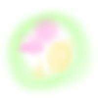 お餅の名前がわかりません  子供の頃静岡の祖母の元でよく食べていたお餅(?)が食べくても名前がわからなくて困っています…。 ・冬にストーブの上に乗せて焼いて食べていた ・素朴な甘さ ・色は桃色、黄緑。で...