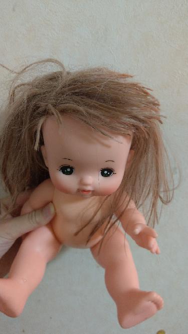 こんにちは。うちのポポちゃんの髪型が金八先生になってしまいました。 地肌も見え見えで可哀想です。。 どうしたら治りますか??