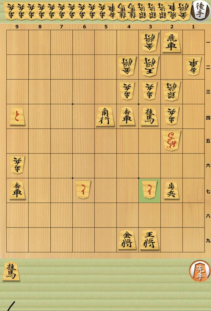 私が作った詰将棋です。手番は先手です。 一番早く正解した方に知恵コイン差し上げます。 どうかこの茶番にお付き合いください。