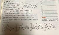 高校物理基礎です、 (1)4df、(2)B、Fで合ってますか?(3)以降を教えていただきたいです。よろしくお願いします。