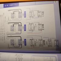 すいません、電気工事士技能試験のパイロットランプ に関する質問です。 画像を添付したので見てほしいのですが、何パターンか自分なりに整理して、常時・同時・異時 点灯を表してみました。 こちらは、配線方法...