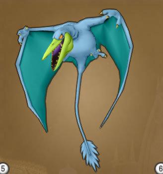 ドラクエでアイスコンドルというモンスターがいますけど あれってWikipediaにも指摘されてましたが、どう見てもコンドルじゃないですよね? プテラノドンとかランフォリンクス系の鳥類に見えるの...