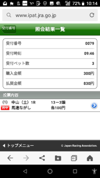 中京3レース 4-5.6.13.16 なにかいますか?