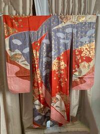 この振袖を大正ロマンで着たいのですが、おすすめの袋帯ありますか? (ちなみにこちらは昭和のママ振袖です。私は平成とか令和のスタイルは苦手で、大正ものが好きです)