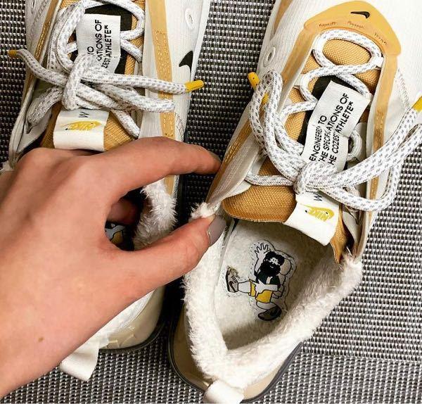 これなんて靴ですか?NIKE