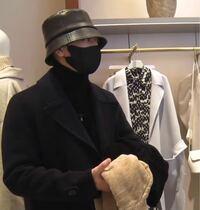 佐藤健くんが被っている黒のバケハ どこの商品か知ってる方いらっしゃったら 教えて頂きたいです!!!