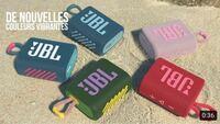 JBLのGO3 のスピーカーの青とピンクのカラーが欲しいのですが、どこを探しても売っていません(YouTubeなどの紹介には載ってるのにAmazonでは売ってないという感じです) このカラーは海外限定なのでしょうか? もし売りどころがあったら教えていただけると幸いです!