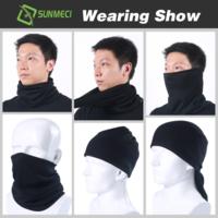 顔隠せるタイプのネックウォーマーはマスク代わりになりますか?