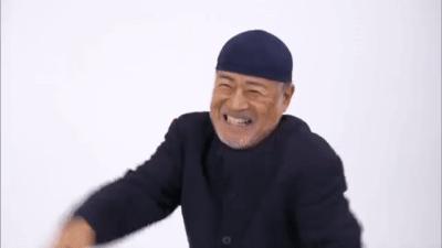 黒沢年雄さんは、何故、こんなに楽しそうなのですか? 何を、見てるのですか?