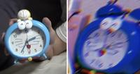 この時計はどこで買えますか? 調べ方が悪いのか、全然情報がみつかりません… このドラえもん?ドラえもんもどき?の時計がどこに売ってるか、 もしご存知の方いたら教えてください。