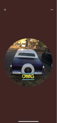 この車わかる人いますか?? キャデラックの何からしいんですが!