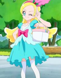 「キラキラ☆プリキュアアラモード」のキラ星シエル/キュアパルフェの変身前と変身後では、どっちが好きですか?(^-^)