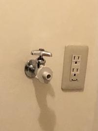 洗濯機の水栓について  この画像のような水栓に洗濯機を取り付けるにはどのような部品が必要でしょうか?
