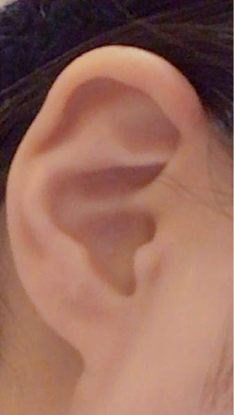 どういうピアスが似合うでしょうか?耳は小さいです、、