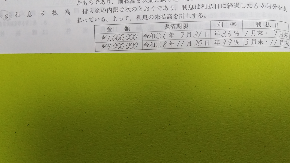 財務会計の問題です。分からないので教えてください。時系列付きで何でそうなるのかも教えてください。