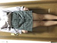 量産型のふくを着たいのですが、これは足が太いですか?
