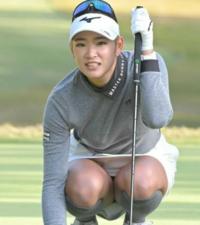 女子ゴルファーの原英莉花はいいサイズですか?