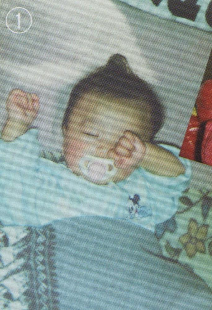 ジャニーズだと思うんですが、 この幼少期の写真誰かわかりませんか?