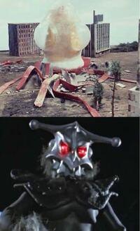 シルバーブルーメとツルク星人‼︎どちらが凶悪殺人鬼だと思いますか!?