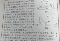 このような設定で台から見た小球の相対加速度は地面と平行と言えるらしいですがなぜですか?