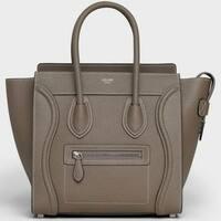セリーヌのこのバッグって永久的デザインですか? 長年ずっとデザイン変わってないし、すごいと思うんですが、買った後に廃盤になったら嫌だなと思ってます。どうなんでしょうか?