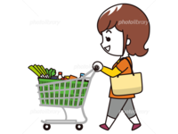 エコバッグの店内持ち込みについて! 店内を回るときエコバッグは、どのように持参してますか? レジを済ませるまで畳んで持つようにしてますか? 肩にかけたり、カートにかけることはありますか?