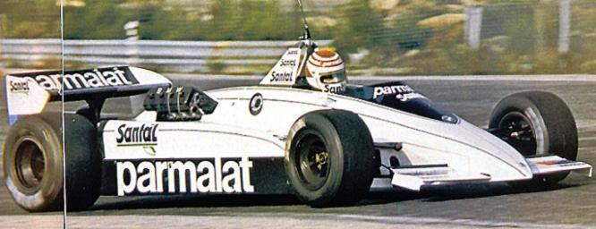 イマイチ分からないのですが… ブラバムBT51なのですが、実際にレースで使われたのでしょうか?
