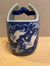 こちらの陶器の名称をお分かりの方教えていただけますでしょうか?