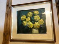 絵画につい教えてください こちらの油絵?はどなたの作品かわかる方いますでしょうか?