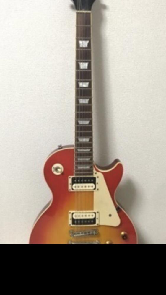 このエレキギターの色? か柄はよく見るタイプだと思うんですが、似たような柄や色のレスポールを使用していた、いる有名なギタリストの名前を教えていただきたいです マークボランが似たようなのを使って...