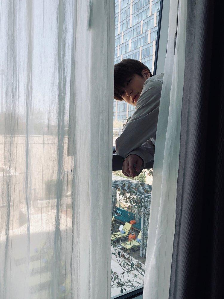 このジェヒョンの写真の投稿元はどこですか? NCT 재현