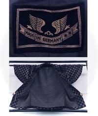 着物用コートでメイドインGermanyってどういうことだと思いますか?  たぶんけっこう古いものだと思います。