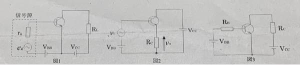次の電子回路の問題について教えてください 問1 図1に示す基本増幅回路に対して、出力インピーダンスZoを導出する為のエミッタ接地のhパラメータを用いた小信号等価回路を書け。また、等価回路を用い...