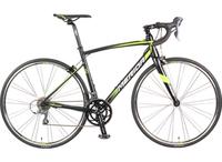 この自転車に黄緑のバーテープはダサいすかね?黒も検討してます。