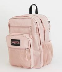 通学リュックについて 私は春から高校生になるんですが、去年からずっと使いたかったピンクのジャンスポのリュックがあります。高校生がピンクのリュックは痛いですか?正直痛いような気がしますがすごく可愛いで...