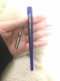 このペン、どうやってセットするんですか、、??教えてください!