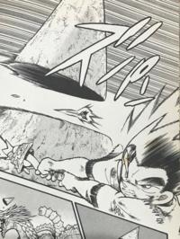 コナンの最終回はこんな感じにラスボスの蘭のツノを斬って倒す感じですか?
