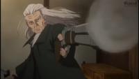 ゴールデンカムイ1期で、土方歳三が使ってた銃の名前は何ですか?