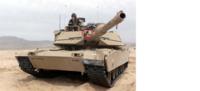 M1エイブラムス戦車の砲身右側にある筒状のパーツ(写真の赤丸)は何ですか? 同軸機銃ではないようですし、Wikipediaなどにもそれらしいパーツについての記載はありませんでした。 どなたか教えてください。