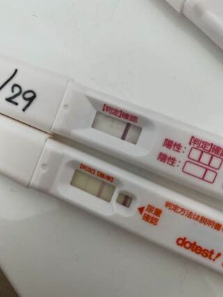 排卵検査薬 高温期14日目