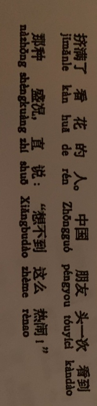 写真に書かれている中国以降の文章を和訳してください。
