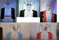 カレーパンが大好きな皆様に質問です♪  皆様は ①カツカレー と ②ハンバーグカレー、 どちらをカレーパン用のカレーに採用したいですか? CM画像 ⬇︎ 宇宙三国志_海賊王ダゴンザ (https://www.pixiv.net/artworks/87503969)