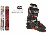 フリースキーについてです。 身長166cm、体重65kg 男です。 板はRIOT SKIS の リバース170cmを使っています。 ブーツはダルベロ ルポを履いています。 今年に入ってからフリースキーを始めました。スキーレベルは...