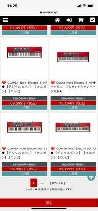 このサイト、たまたま見つけて、楽器等が全品85%offとかで売られてるんですが、怪しいサイトですかね?