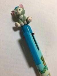 このディズニーのジェラトーニの6色ボールペンの替芯はどこで売ってますか? なんのメーカーのものが合うのでしょうか? 教えてください!!