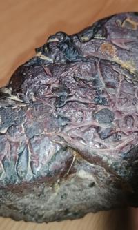 このような形状の石が隕石である可能性はありますか?