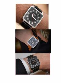 エルメス スクエアタイプの腕時計ってどう思いますか? アルソーとかに比べるとまだ定着してない感じだとは思いますが。 値段がもう少し安かったら、もっと売れそうな感じはしますか?